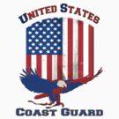 United States Coast Guard by Buckwhite