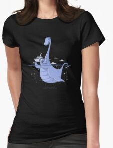 Happinessie Womens Fitted T-Shirt