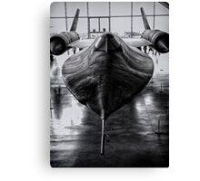 Lockheed SR-71 Blackbird Canvas Print