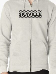 Skaville Zipped Hoodie