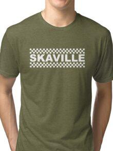 Skaville Tri-blend T-Shirt