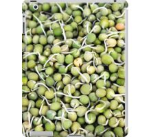 Peas Sprouts iPad Case/Skin