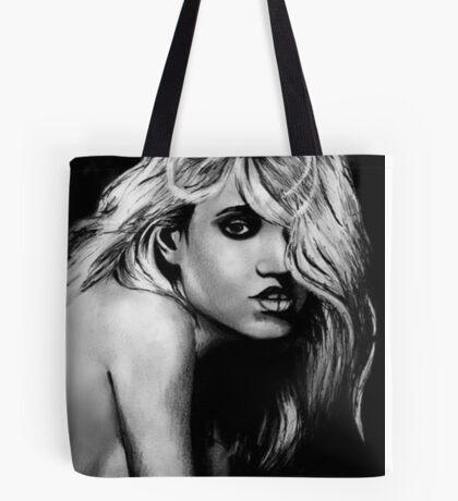 Georgia Jagger Tote Bag