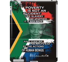 mandela iPad Case/Skin