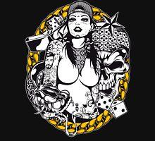 She's SO Gangster Muerte Unisex T-Shirt