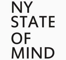 NY State of Mind by DatDudeBT