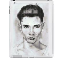 elf....pencil iPad Case/Skin