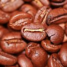 Roasted Coffee Beans by TilenHrovatic