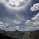 Coronae above Ladakh by MichaelBr
