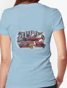 Zippo's NVA Hunting Club Womens Fitted T-Shirt
