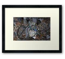 your precious VI Framed Print