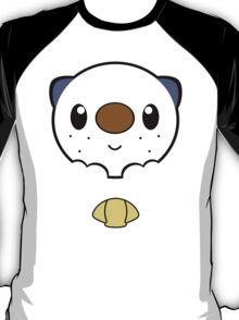 Oshawott Face T-Shirt