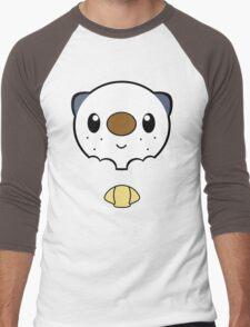 Oshawott Face Men's Baseball ¾ T-Shirt