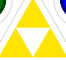 Seal of the Six Sages Sticker