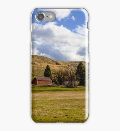 The Holland Ranch iPhone Case/Skin