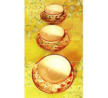 Tea Time 4 Photographic Print