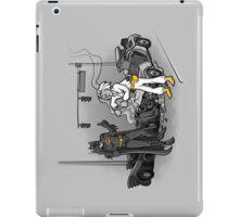 Great Scott, Holy Fender Benders  iPad Case/Skin