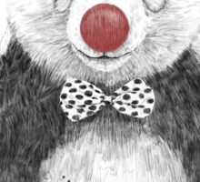 The clown Sticker