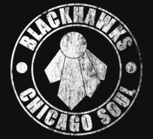 Chicago Soul (Distressed Dark Colors) by mightymiked