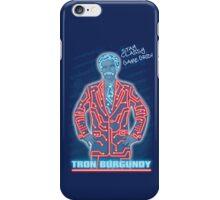 Tron Burgundy iPhone Case/Skin