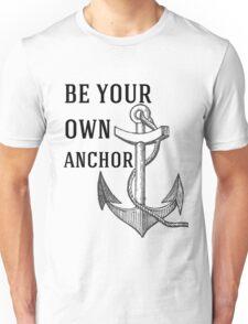 anchor ft. melissa mccall Unisex T-Shirt