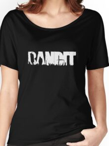 Bandit skin Women's Relaxed Fit T-Shirt