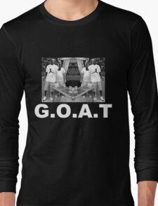 MJ GOAT Long Sleeve T-Shirt