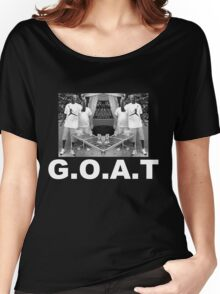 MJ GOAT Women's Relaxed Fit T-Shirt