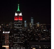 Empire State Building  by Roberto Pellegrini