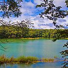 Guatemala. Lake Petén Itzá. by vadim19
