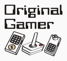 Original gamer by BarrettPrints