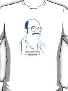 It's pronounced analrapist.  T-Shirt
