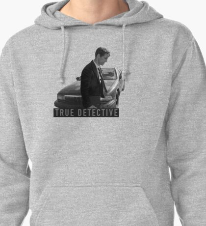 True Detective, HBO Pullover Hoodie