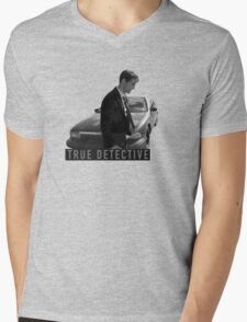 True Detective, HBO Mens V-Neck T-Shirt