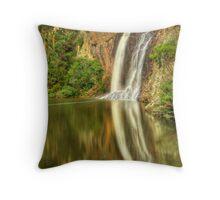 Raymond Creek Falls Throw Pillow