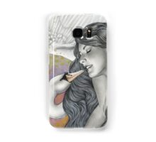 Let me love you Samsung Galaxy Case/Skin