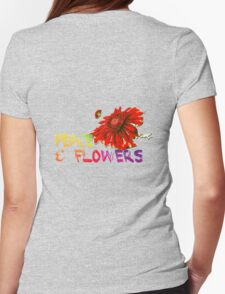 The Red Flower T-Shirt