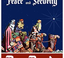 For Peace and Security Buy Bonds by warishellstore
