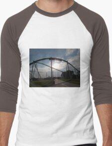 Fury 325 at Carowinds Men's Baseball ¾ T-Shirt