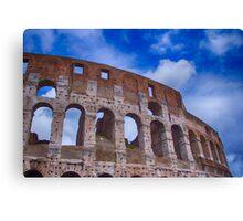 Coliseum / Colisée Canvas Print