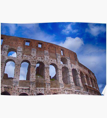 Coliseum / Colisée Poster