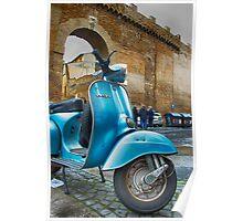 The italian way Poster