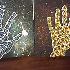 Paint my Hand 3 by LESLEY B