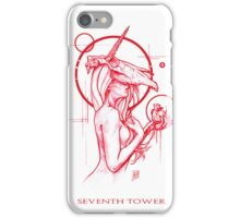 The Heart of the Unicorn iPhone Case/Skin