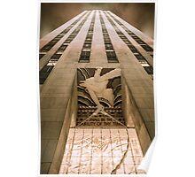 Rockefeller Tower Poster