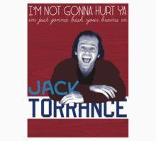 Jack Torrance by LukeMorgan42