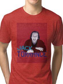 Jack Torrance Tri-blend T-Shirt