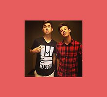 Nash Grier & Cameron Dallas  by daryaphilips