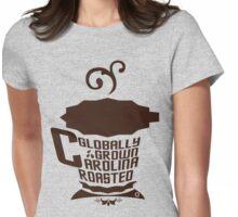 Carolina Brew Womens Fitted T-Shirt