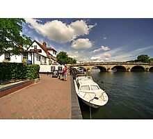 Henley Bridge  Photographic Print